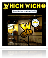 Which Wich Lighted Sign