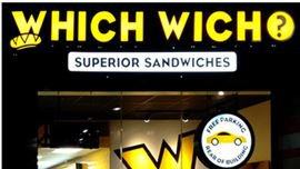Which Wich Business Sign